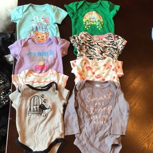 *!!LOT!!* 0-6 month baby clothes